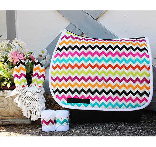 Colorful Chevron Bundle
