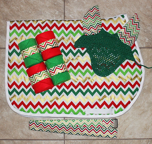 Christmas Chevron Bundle [Sold Out]