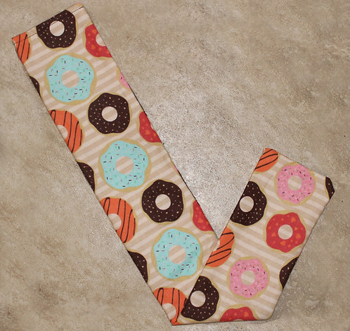 Colorful Doughnut Tail Bag