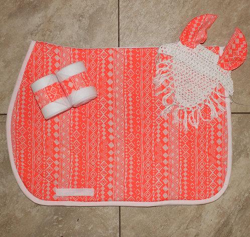Neon Orange Aztec Bundle (sold out)
