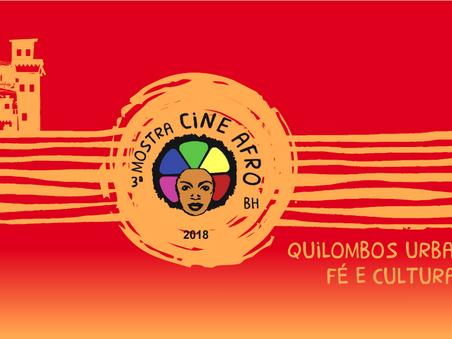 Edital de Seleção de filmes para 3ª Mostra CineAfroBH