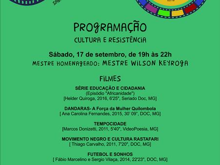2ª Sessão da Mostra CineAfroBH_ano 2  filmes neste sábado (17)