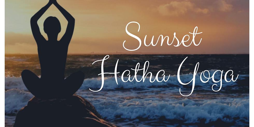 Sunset Hatha Yoga