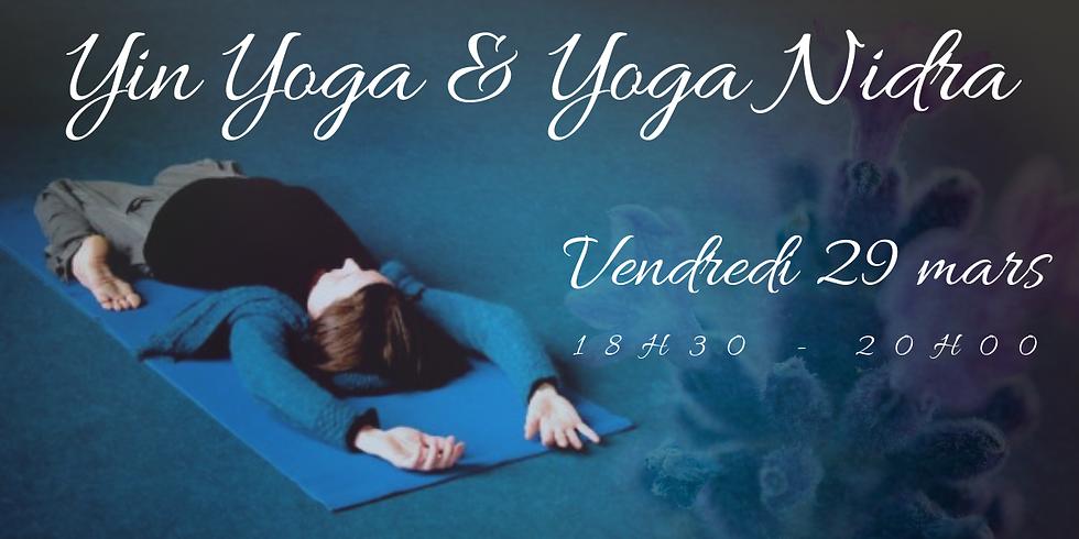 Yin Yoga & Nidra