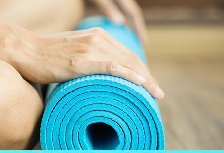 Pour un tapis de yoga sain et propre