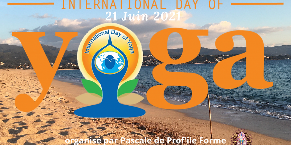 7 ème journée internationale du yoga