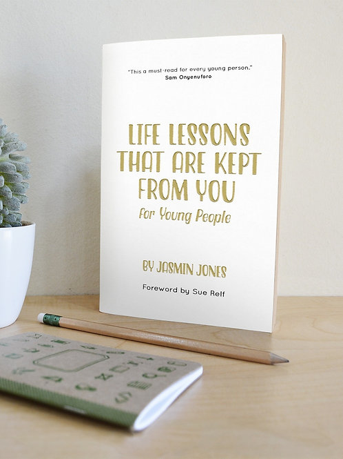 Life Lessons That Are Kept From You - Book