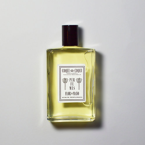 FLOR DE MAYO PERFUMED OIL