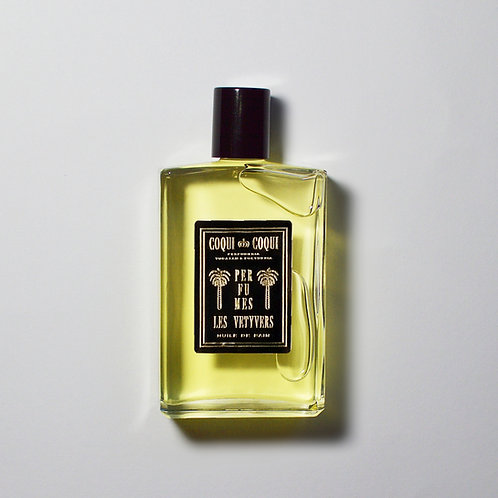 LES VETYVERS BATH OIL