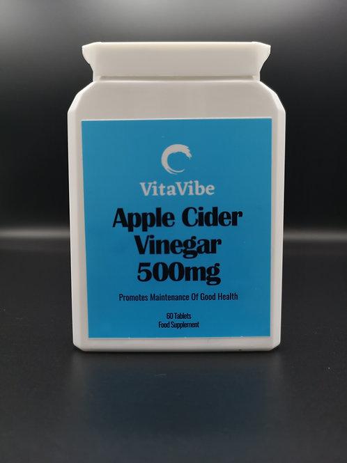 Apple Cider Vinegar (500mg)