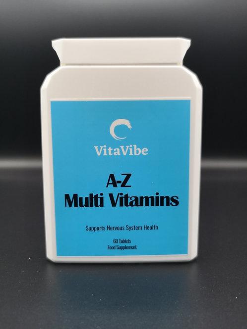 A-Z Multi Vitamins Minerals