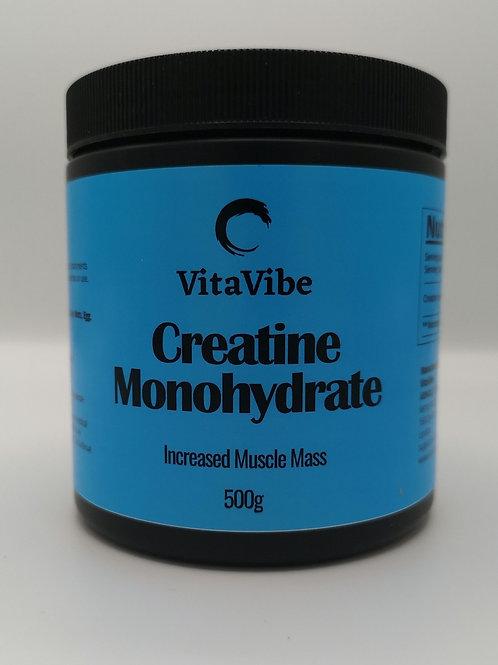 100% Pure Creatine Monohydrate