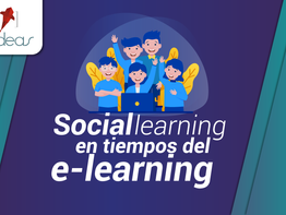 Social Learning en tiempos del E-learning