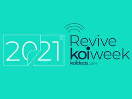 ¡Revive KoiWeek! Una semana llena de aprendizaje