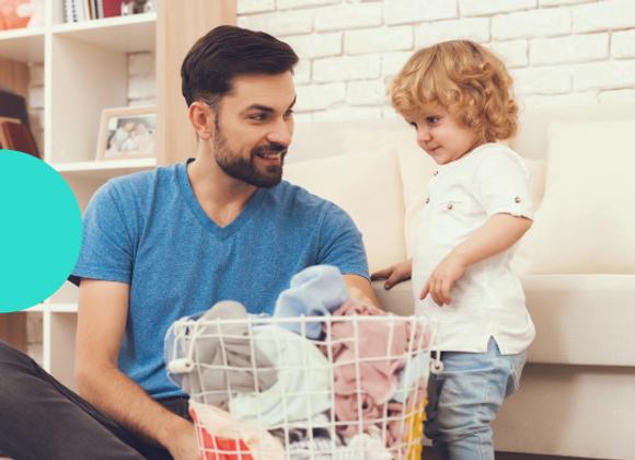 Cómo iniciar a los niños en el orden
