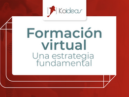 Formación virtual: una estrategia fundamental