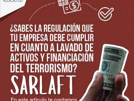 Responsabilidad empresarial: lavado de activos y financiación del terrorismo