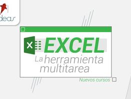 Excel, la herramienta multitarea