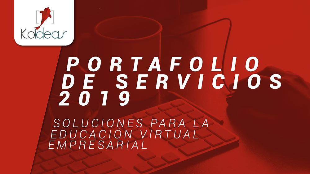 Portafolio Koideas 2019