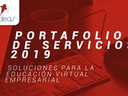 Portafolio Koideas 2019: soluciones para la educación virtual empresarial