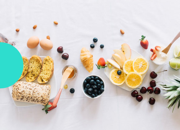 Nutrición trascendental