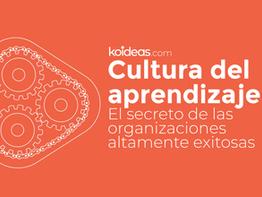 Cultura del aprendizaje: el secreto de las organizaciones altamente exitosas