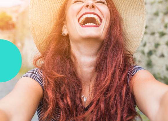 Sintoniza en positivo y aprende a ser feliz