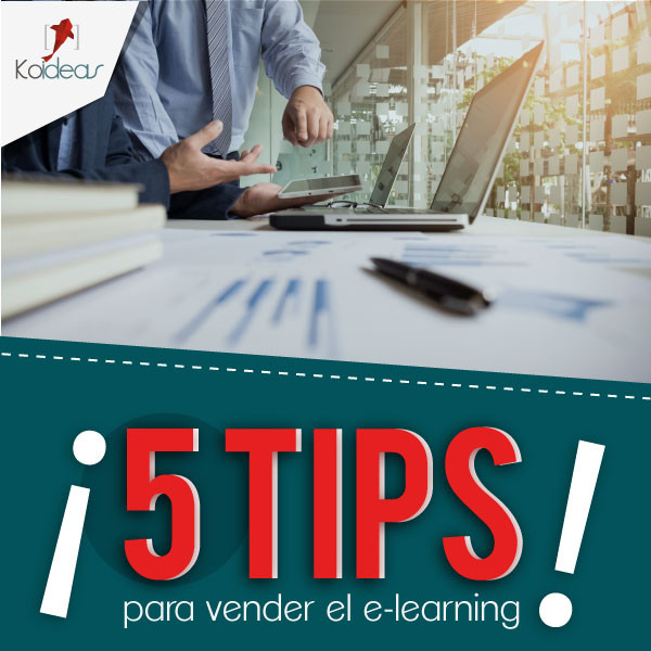 Koideas - 5 tips para vender el e-learning