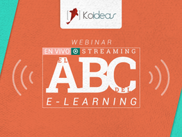 ¡Video! La terminología básica del E-Learning