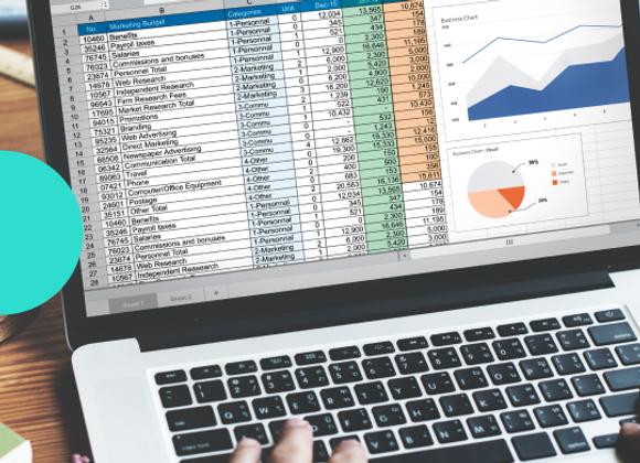 Excel: Gestión con enfoque de base de datos