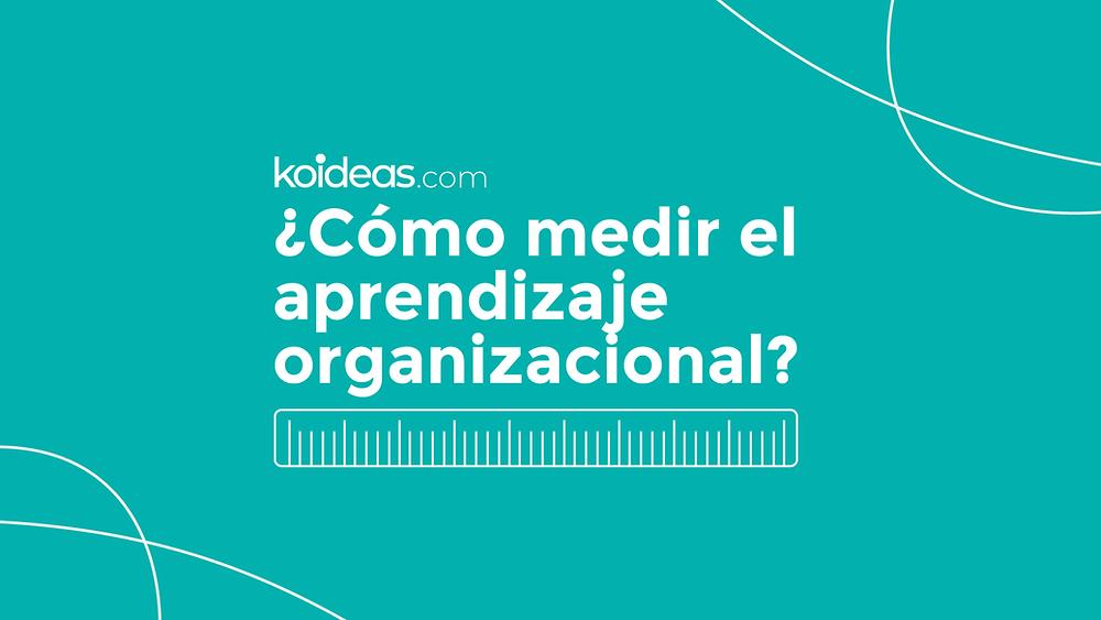 ¿Cómo medir el aprendizaje organizacional?