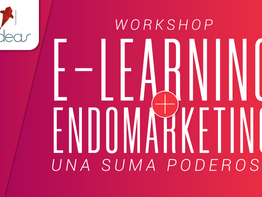 E-learning + Endomarketing: una suma poderosa