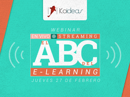 El ABC del E-Learning
