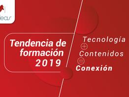 Tendencias 2019: Tecnología + Contenido = Conexión con el estudiante
