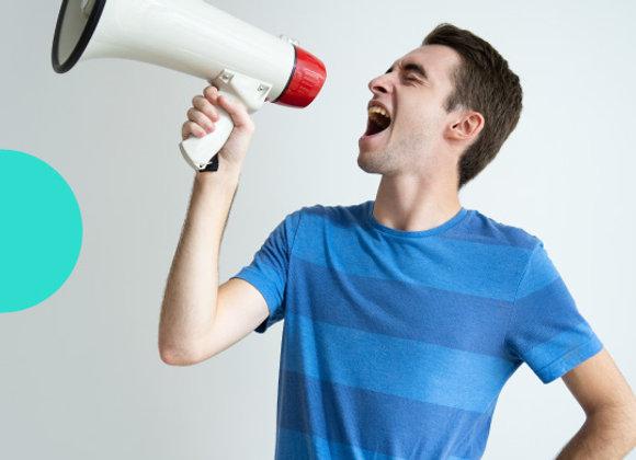 Oratoria: el arte de cautivar a tu audiencia