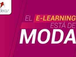 El e-learning está de moda