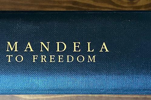 Long Walk To Freedom [Hardcover] by Nelson Mandela
