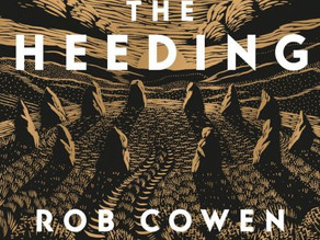 The Heeding by Rob Cowen, illustrated by Nick Hayes