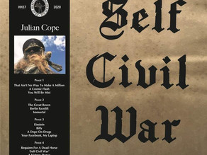 Self Civil War by Julian Cope