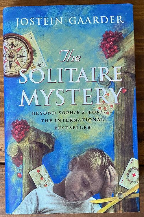 The Solitaire Mystery [Hardcover] Jostein Gaarder