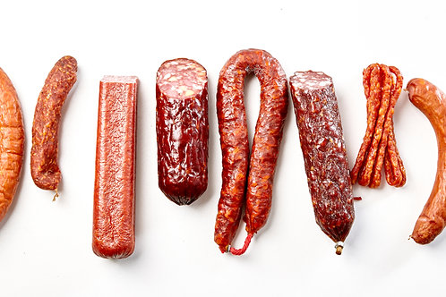 The Premium Sausage Box