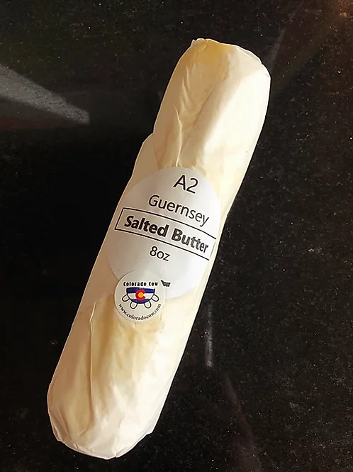 Cultured Salted Butter