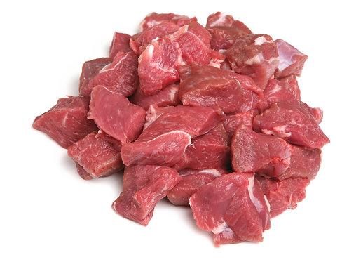 Lamb Kebob Meat