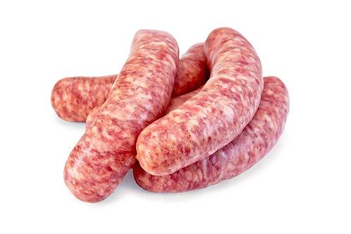 Pork Green Chile Sausage