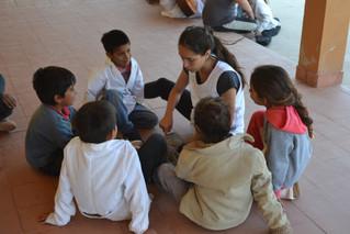 Practicas pedagógicas en contextos rurales