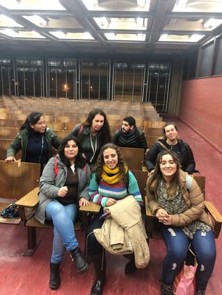 Visita a la UBA