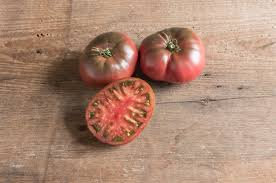 'Black Krim' Heirloom Tomato