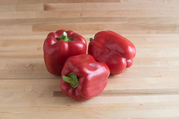 'Red Knight' Bell Pepper