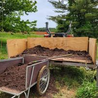 Mushroom Compost!
