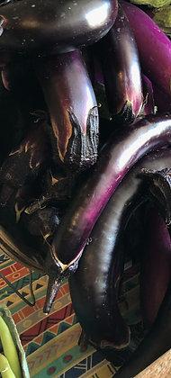 'Oriental Express' Eggplant